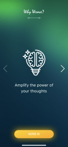 Weave App Amplify Power of Thoughts